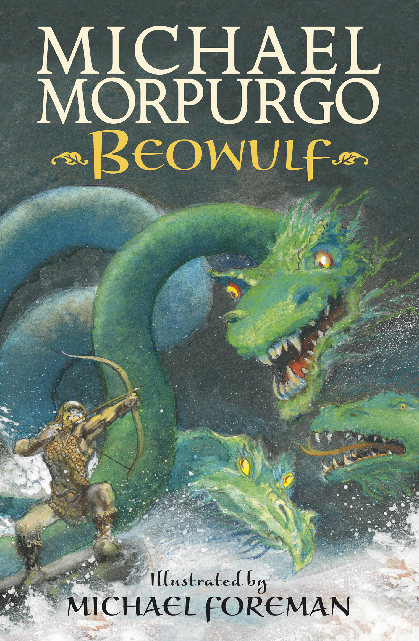 Beowulf movie book