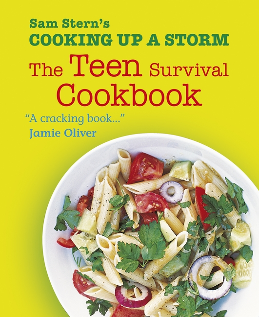 Cooking Up a Storm by Sam Stern, Susan Stern