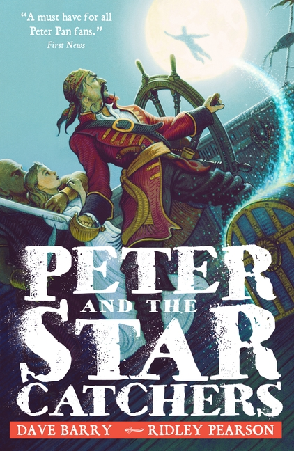Peter and the Starcatchers by Dave Barry, Ridley Pearson