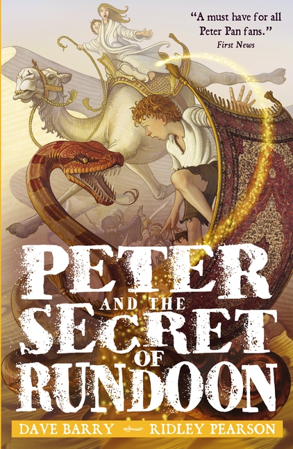 Peter and the Secret of Rundoon by Dave Barry, Ridley Pearson