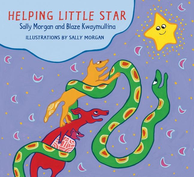 Helping Little Star by Blaze Kwaymullina, Sally Morgan