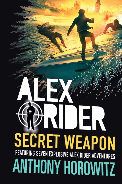 Secret Weapon by Anthony Horowitz