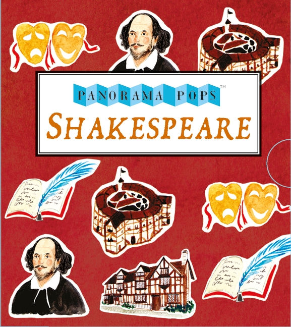 Shakespeare: Panorama Pops by Nina Cosford