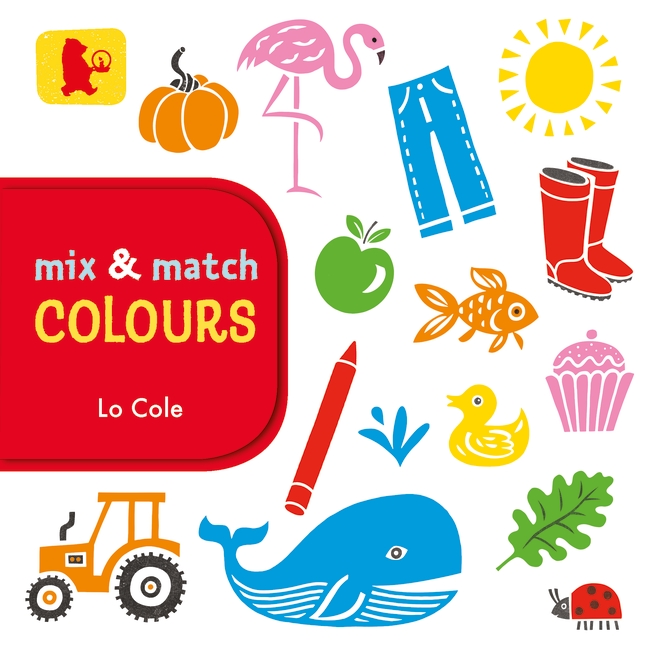 Mix and Match: Colours by Lo Cole