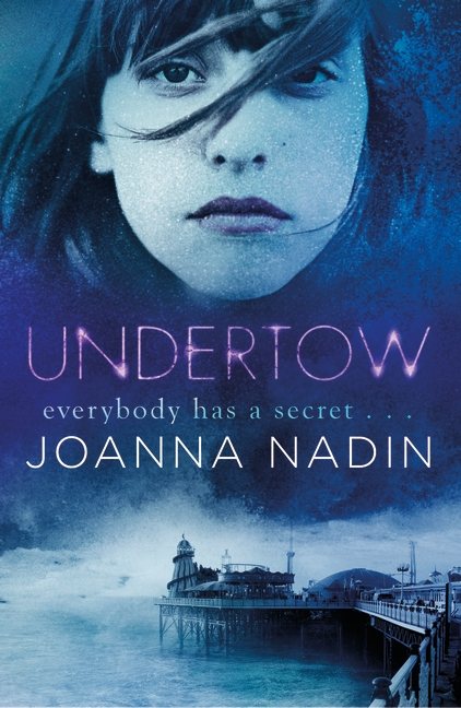 Undertow by Joanna Nadin