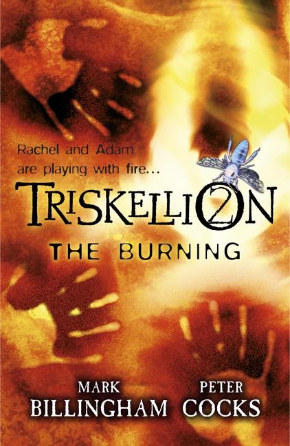 Triskellion 2: The Burning by Mark Billingham, Peter Cocks