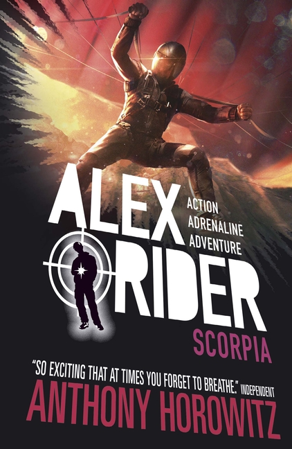 Scorpia by Anthony Horowitz