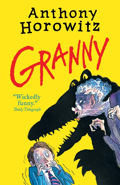 Granny by Anthony Horowitz