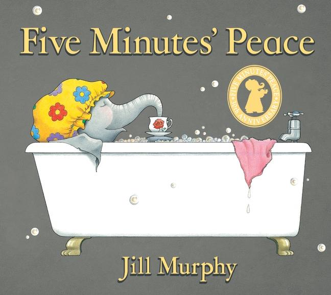 Five Minutes' Peace by Jill Murphy
