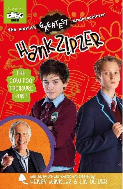 Hank Zipzer: The Cow Poo Treasure Hunt by Theo Baker