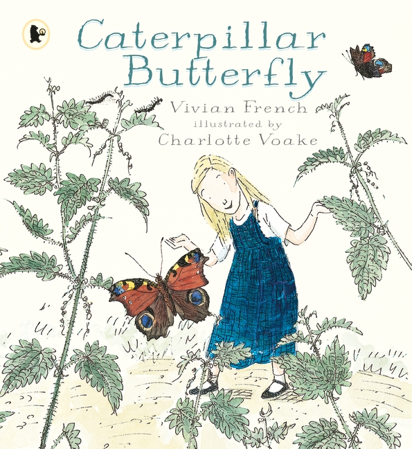 Walker Books - Caterpillar Butterfly