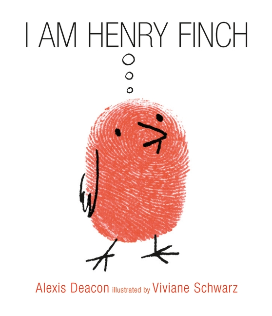 I Am Henry Finch by Alexis Deacon