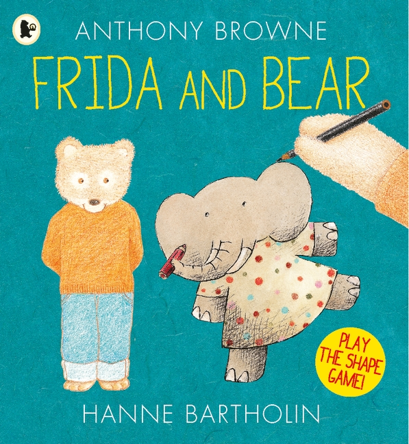 Frida and Bear by Anthony Browne, Hanne Bartholin
