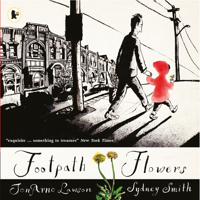 Footpath Flowers by JonArno Lawson