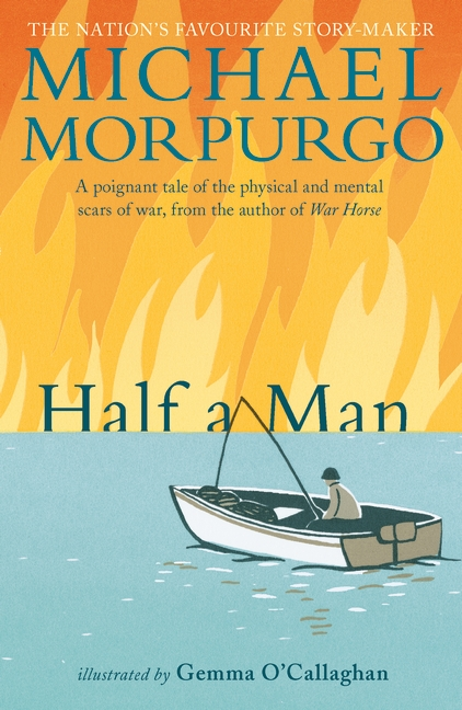 Half a Man by Michael Morpurgo