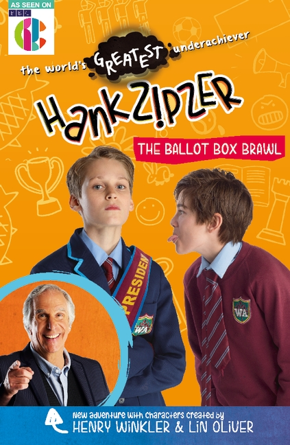 Hank Zipzer: The Ballot Box Brawl by Theo Baker