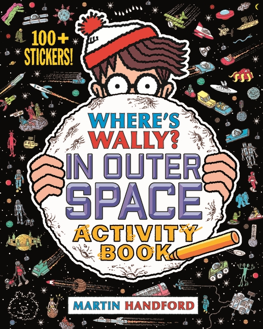 Walker Books - Where's Wally? In Outer Space