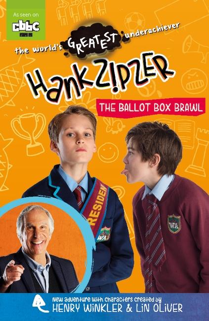 Hank Zipzer: The Ballot Box Brawl by Theo Baker