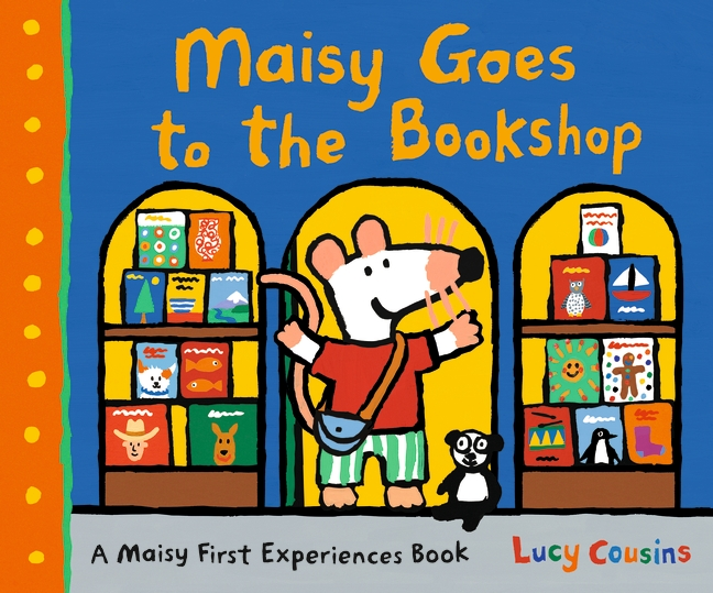 Maisy Goes to the Bookshop by Lucy Cousins