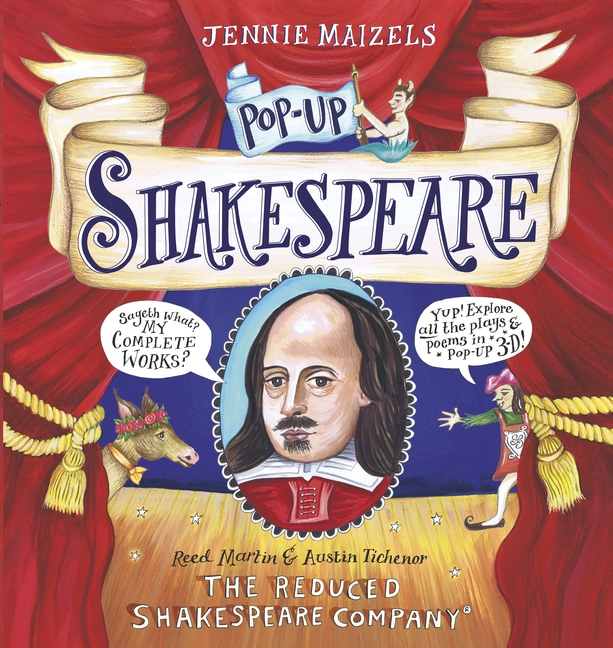 Pop-up Shakespeare by The Reduced Shakespeare Company