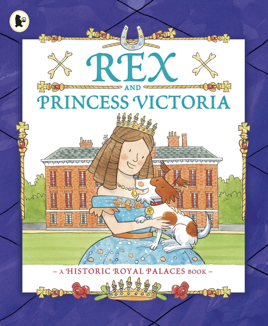 Rex and Princess Victoria by Anonymous
