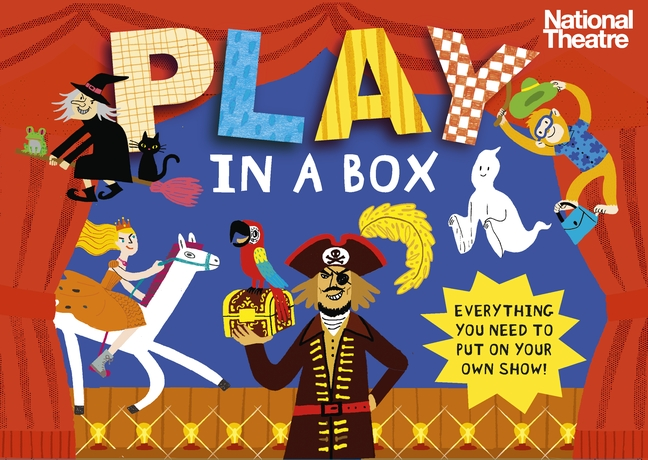 National Theatre: Play in a Box by National Theatre