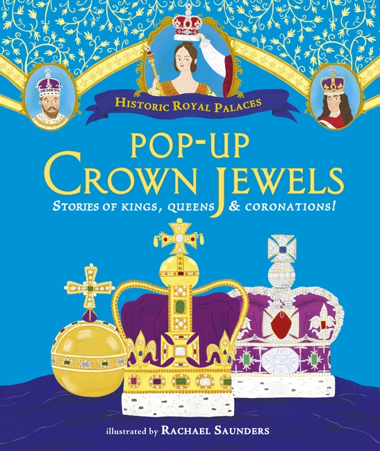 Pop-up Crown Jewels by
