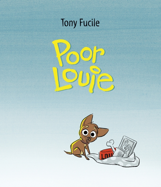 Poor Louie by Tony Fucile