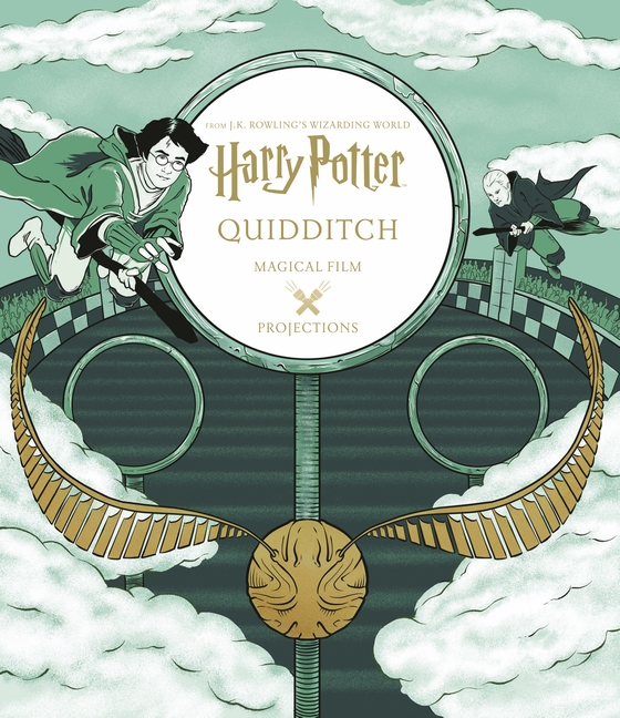 Harry Potter: Magical Film Projections: Quidditch by Insight Editions