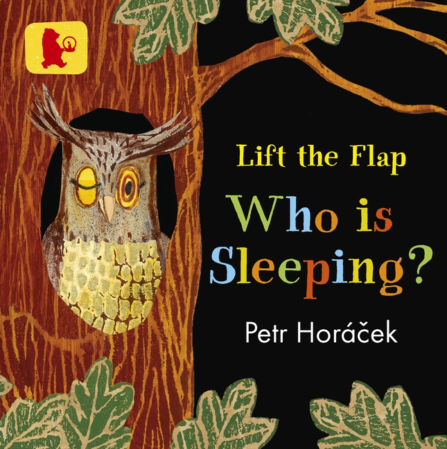 Who Is Sleeping? by Petr Horacek