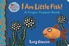 I-Am-Little-Fish-A-Finger-Puppet-Book