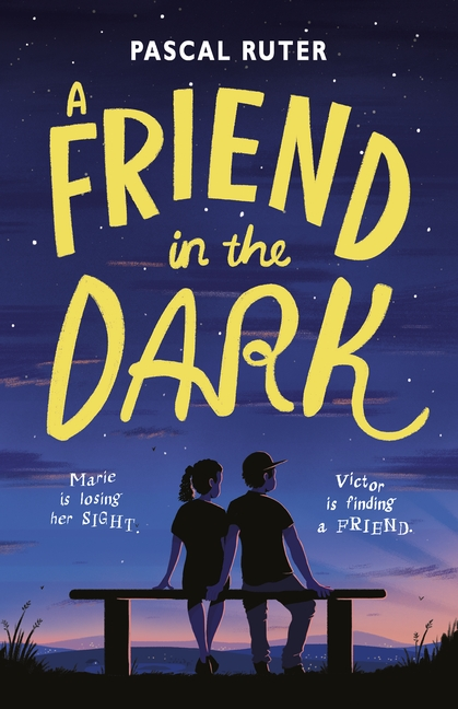 A Friend in the Dark by Pascal Ruter
