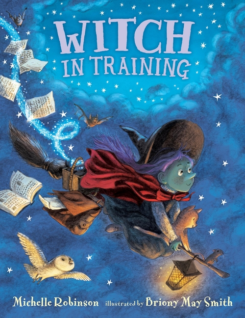 Witch in Training by Michelle Robinson