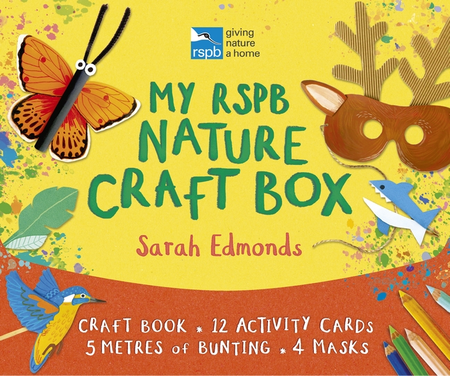 My RSPB Nature Craft Box by Sarah Edmonds