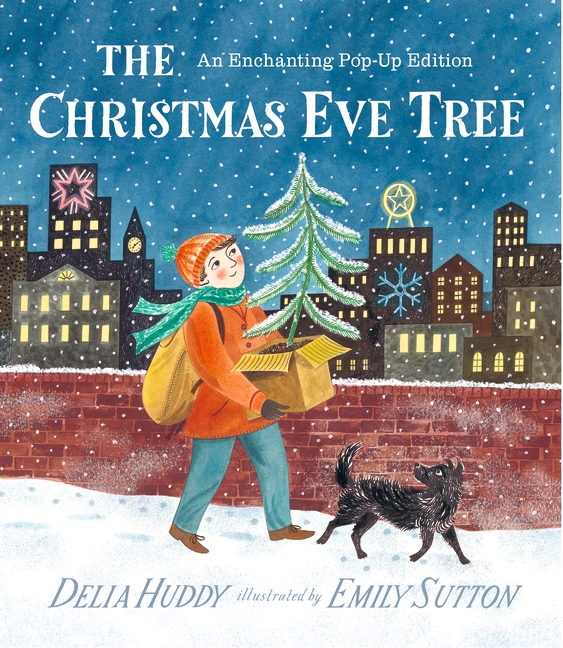 The Christmas Eve Tree by Delia Huddy