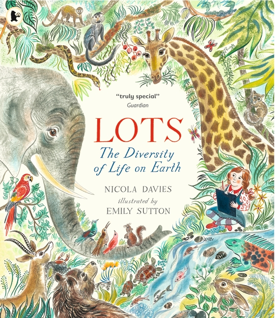 Lots by Nicola Davies