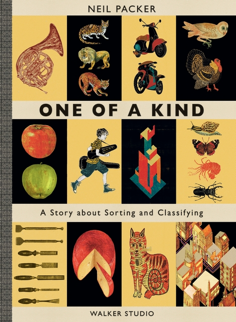 One of a Kind by Neil Packer