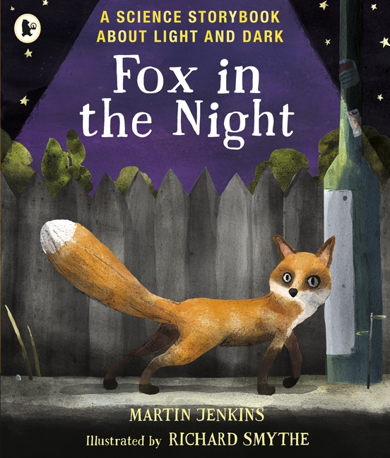 Fox in the Night: A Science Storybook About Light and Dark by Martin Jenkins