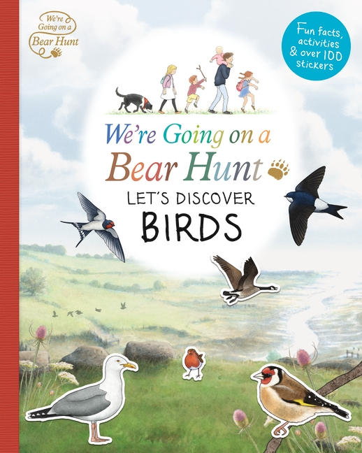 We're Going on a Bear Hunt: Let's Discover Birds by