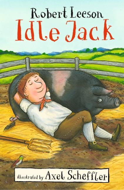 Idle Jack by Robert Leeson