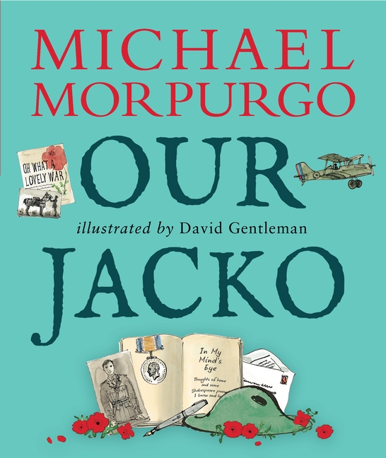 Our Jacko by Michael Morpurgo