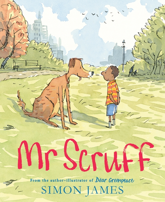 Mr Scruff by Simon James