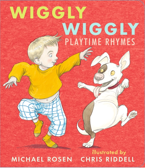 Wiggly Wiggly by Michael Rosen
