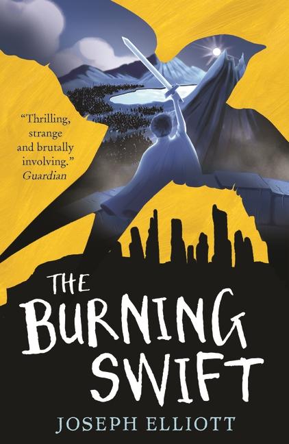 The Burning Swift (Shadow Skye, Book Three) by Joseph Elliott