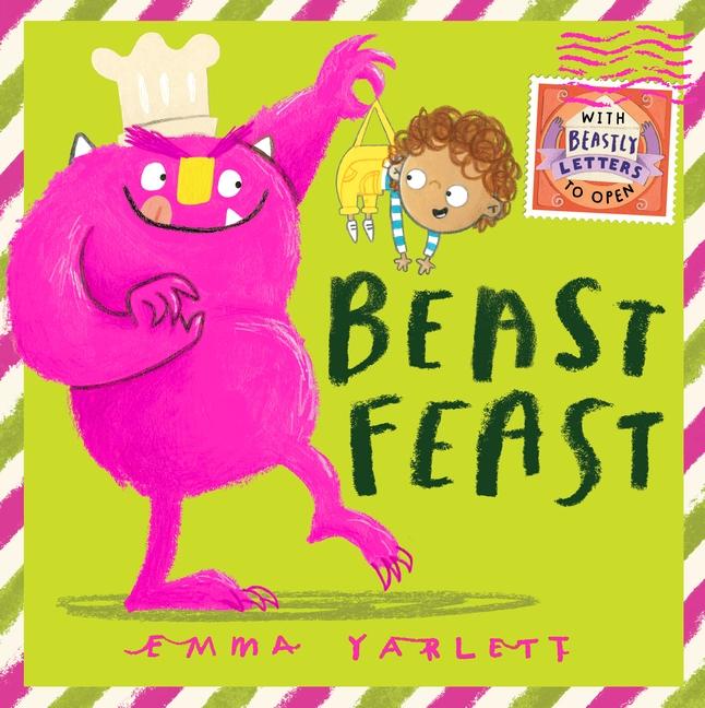 Beast Feast by Emma Yarlett