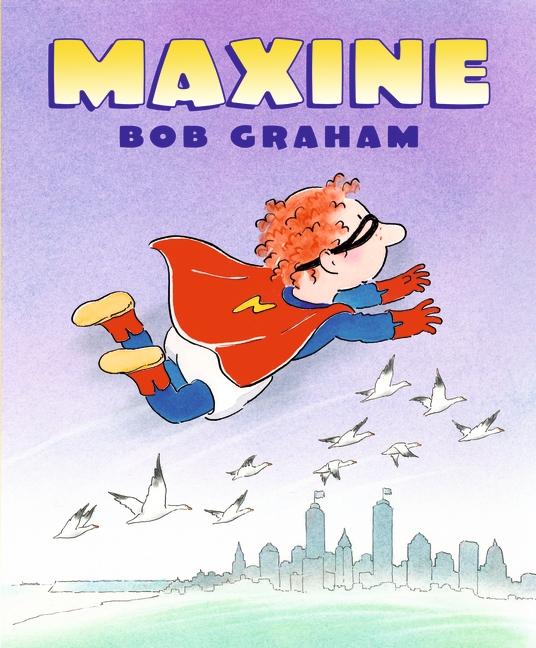 Maxine by Bob Graham