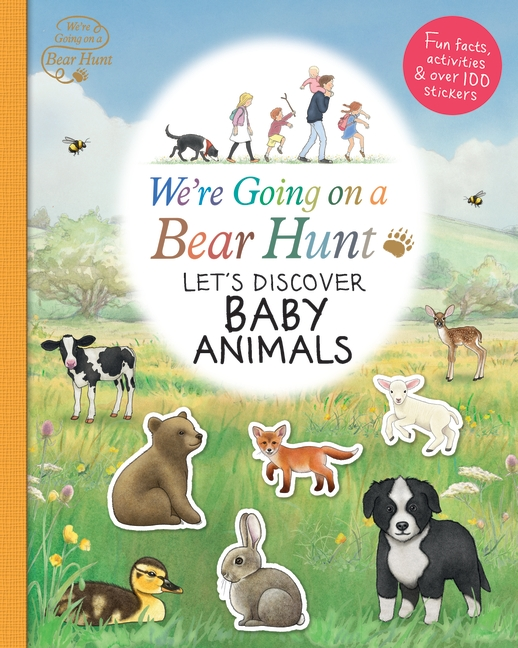 We're Going on a Bear Hunt: Let's Discover Baby Animals by Various