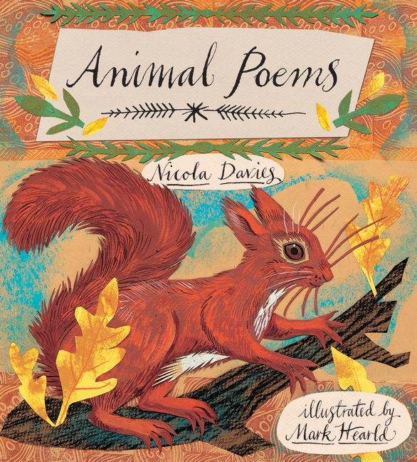 Animal Poems: Give Me Instead of a Card by Nicola Davies