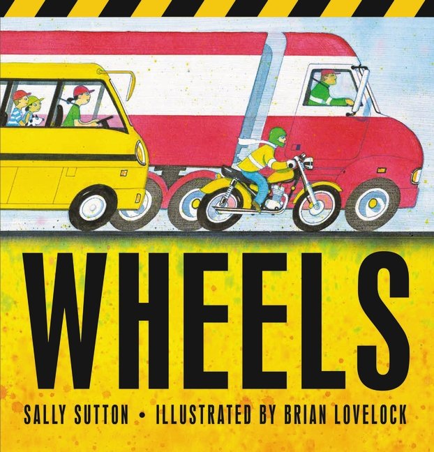 Wheels by Sally Sutton