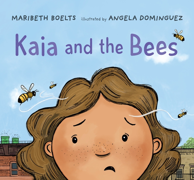 Kaia and the Bees by Maribeth Boelts